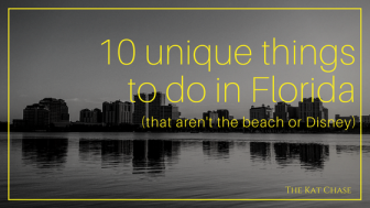 10 unique things to do in Florida