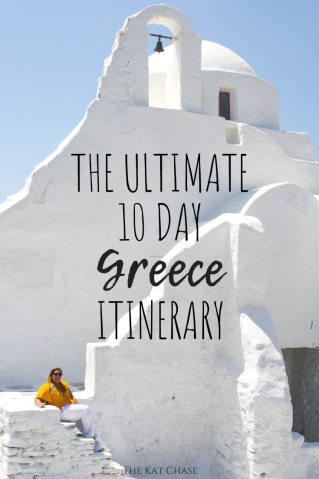 the ultimate 10 dayitinerary